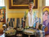 Lucetta Risaliti - artista a tutto tondo
