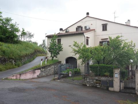 il castello di Montale Alto