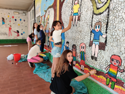 I progetti estivi della scuola Melani