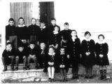 Scuola elementare di Ferruccia 1958