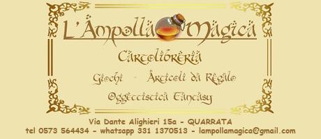 L\'AMPOLLA MAGICA