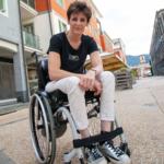 Rachele Michelacci - Vice presidente Associazione Italiana Sclerosi Multipla