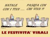 Le festività virali