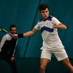 Leonardo Rossi - giovane promessa del tennis