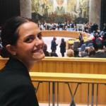 Clarissa Rossetti - una giovane impegnata nei diritti umani