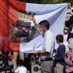La bandiera di Quarrata