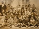 Scuola di Tizzana, anno 1948/49. Classe multipla.