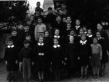 Classe quinta, anno scolastico 1955/56.